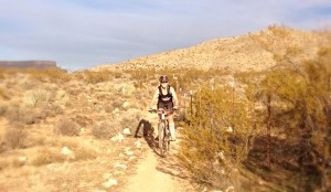 See that smile? Fun final descent. Also glad I could pop some pain killers for my back! Hooray for yoga!