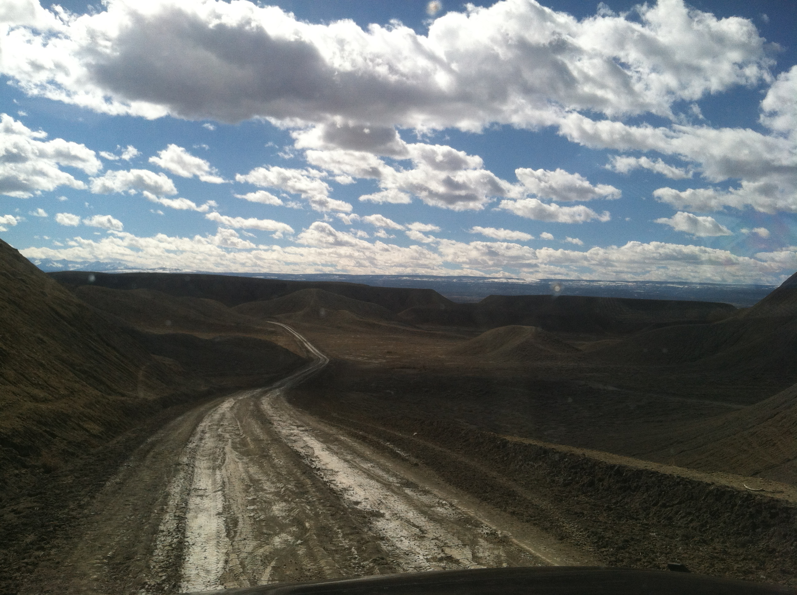 Peach Valley road: was fast and fun. I ♥ my Jeep!