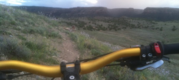 mountain biking grand junction
