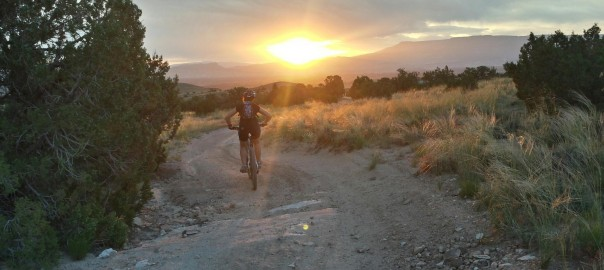 elisa jones mountain biking