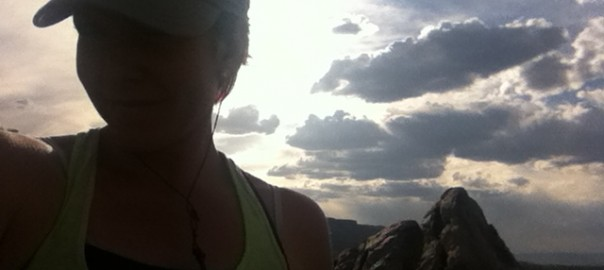 elisa jones trail running