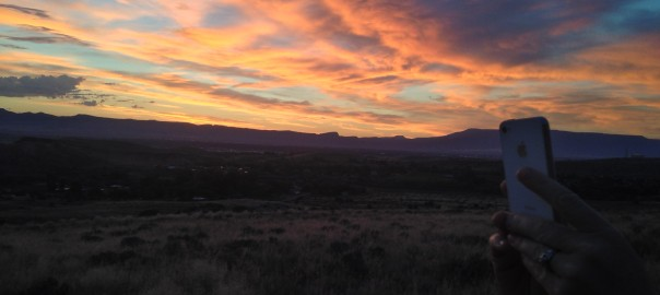 grand junction sunrise