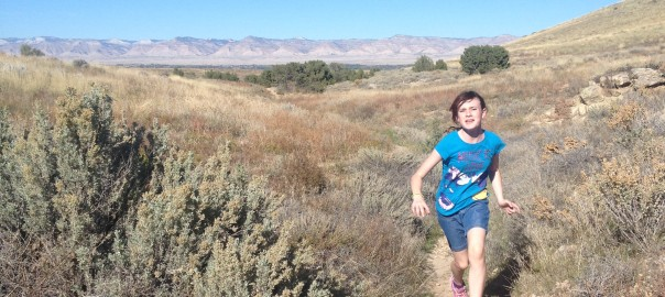 trinity jones trail running grand junction