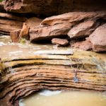 Ute Canyon Water Flow Colorado National Monument by Matt Janson Photography